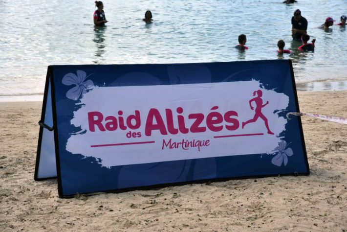 Raid en Martinique …